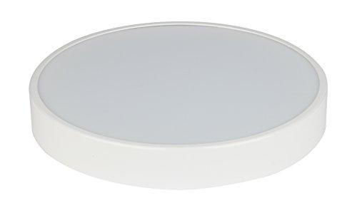LED Deckenleuchte - Aufbauspot - Deckenspot - Modern - Slim - Weiß - Einfache Installation (8W-Warmweiss)