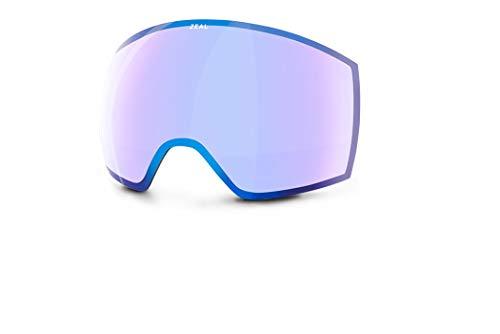 Zeal Optics Portal-Brille Zubehör Linse – Photochromische, polarisierte & optimale Ersatzgläser für Ski- und Snowboard-Brille, Schienenverschluss-System Linsen