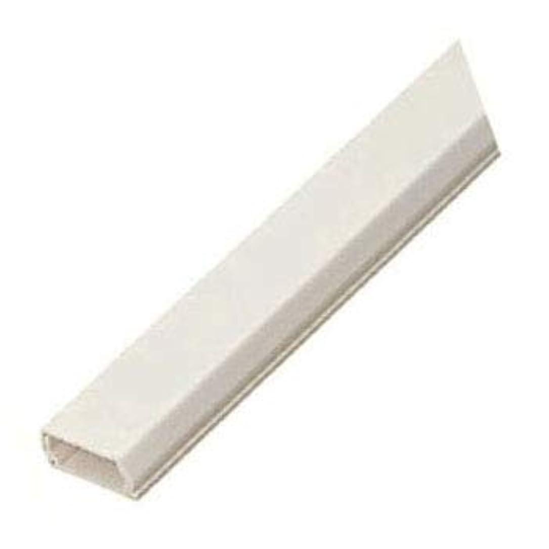 粘液資料見物人未来工業 プラモール(テープ無) VVFケーブル用 4号 チョコレート 20本価格 PML-4T