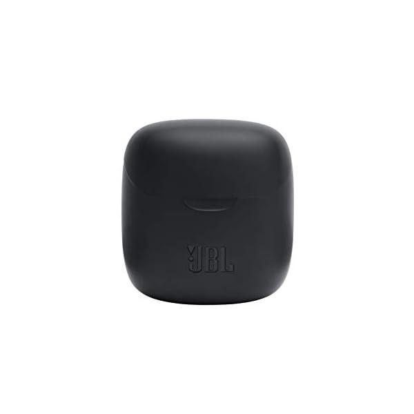 JBL Tune 225TWS True Wireless Earbud Headphones – JBL Pure Bass Sound, Bluetooth, 25H Battery, Dual Connect, Native…
