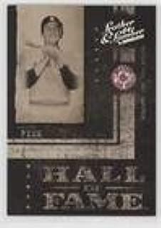 Carlton Fisk #57/100 (Baseball Card) 2004 Donruss Leather & Lumber - Hall of Fame - Silver #HF-2