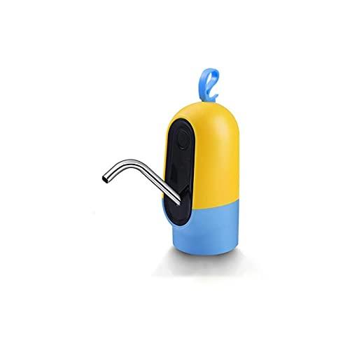 SHTFFW Dispensador de Agua Mineral doméstico eléctrico de Cubo de Agua Puro Presione Dispositivo automático de presión de Agua (Dos Piezas)