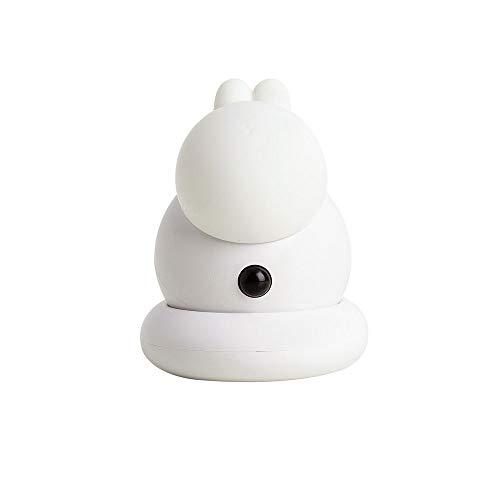 Luz nocturna magnética de inducción del cuerpo de 1 W LED luces USB interruptor táctil recargable luces de noche portátiles protección ojos lámpara de bebé para la cabecera regalos