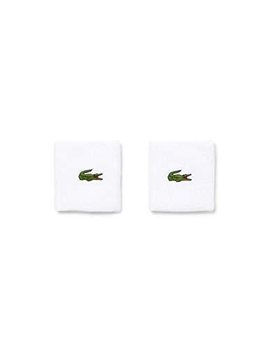 Lacoste, Schweißband-Weiß, Grün, nosize Kopfbedeckungen