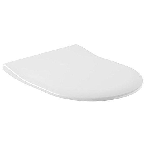 Villeroy & Boch 9M706101 Omnia Architectura WC-Sitz Slimseat, weiß