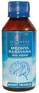 Medhya Rasayana Syrup 100 ml x 2 (2 Pack) - SRI SRI Ayurveda