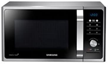 Samsung MS23F301TAS Encimera 23L 800W Acero inoxidable - Microondas (330 x 324 x 211 mm)