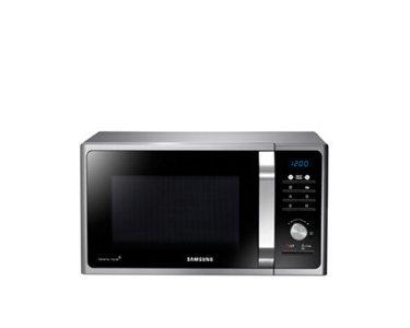 Samsung MS23F301TAS Piano di lavoro 23L 800W Acciaio inossidabile forno a microonde
