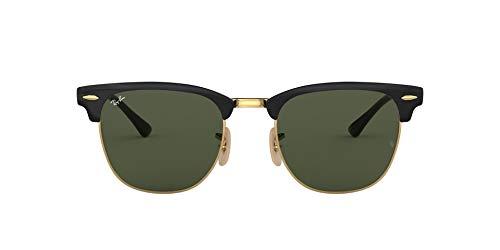 Ray-Ban 0rb3716 187 51 Gafas de Sol, Gold Top On Black, 50 Unisex