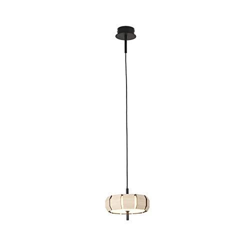 Faro Barcelona 20098 - MINI PHILL LED Lámpara Colgante madera diseñado por Nahtrang