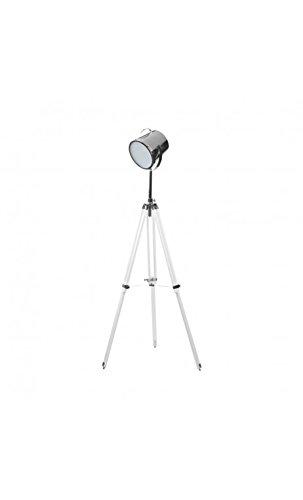 Camino a Casa–Lámpara de pie industrial Studio Galileo complementos
