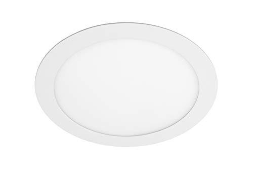Downlight LED Oris Plus, 19 W, 1520 lm, AC220-240 V, 50/60 Hz, 120°, 4000 K, entrada, color blanco