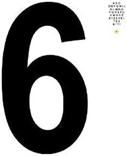 Alphabet 6 | A B C D E F G H I J K L M N O P Q R S T U V W X Y Z 0 1 2 3 4 5 6 7 8 9 & / ? ! *: Notizblock | 120 Seiten We...
