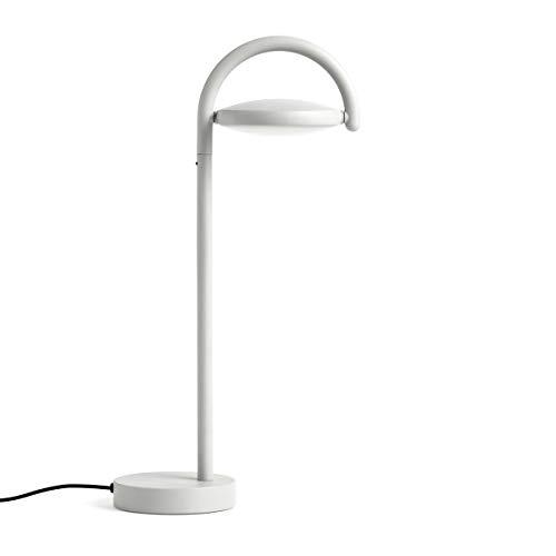 Hay Marselis LED Tischleuchte, 38 cm, lichtgrau