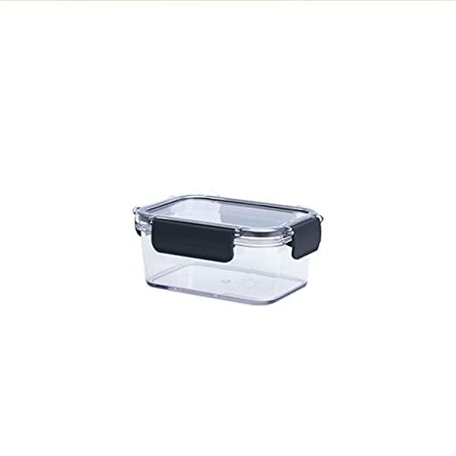 TFJJSQA Especial/Simple Caja de Almacenamiento de Vegetales de Fruta sellada Contenedores Transparentes con Tapa de Recipiente Clasificación de Cocina Contenedor Caja de Mantenimiento de Frescos 0414