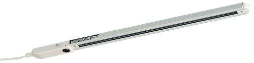 ELPA ダクトレール ライティングバー コンセント型 1m リモコン付 LRC-R100B(IV)