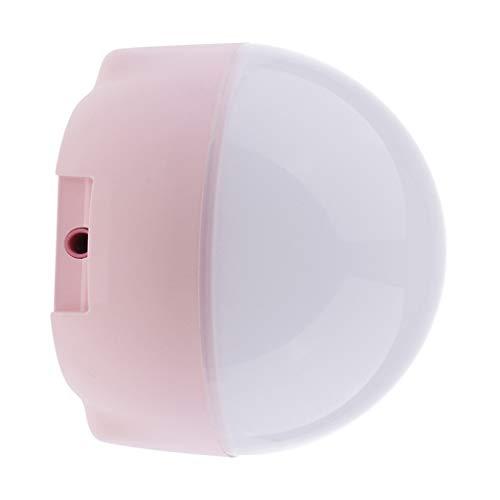 perfeclan Luces para Espejo de Maquillaje LED Lámpara de Espejo Cosmético de Tocador con Bombillas Regulables con USB Puerto y 3 Modos de Color - Magnético