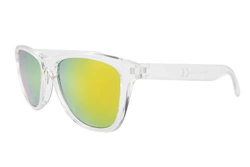 SFY Gafas de sol - Unisex - Protección UV400 - Gafas de moda - F19203 (C6)