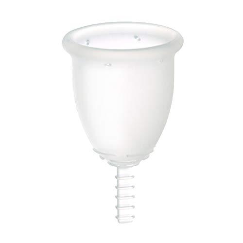 Fleurcup® cup menstruelle petite taille incolore