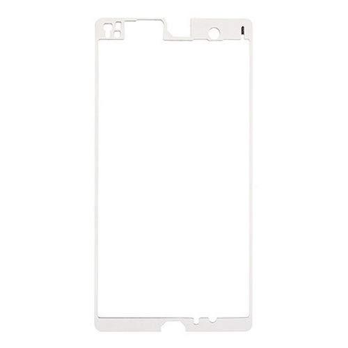 Recambios del teléfono móvil LCD Marco LGMIN Panel Frontal de la Carcasa Adhesivo Pegatina for Sony Xperia Z / L36h / C6603