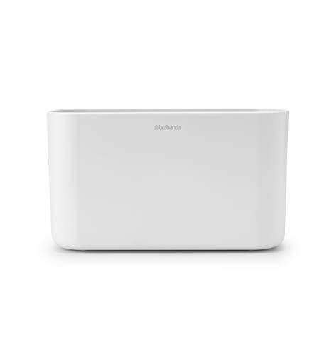 Brabantia Badezimmer-Caddy, Kunststoff, Weiß, Einheitsgröße