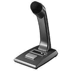 Toa VR-1001B micrófono de paginación de escritorio de una sola zona