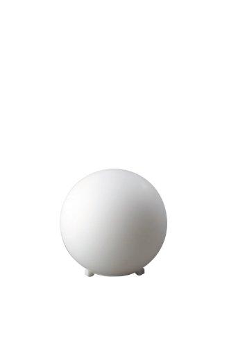 Massive 915001258201 GLOBOS lampe de table blanc 230V 1x60W, Verre