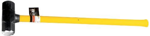 Performance Tool M7114 10-Pound Sledge Hammer With Fiberglass Handle