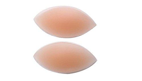 Invisiable Silisone Gel Push-up Bra Inserciones Almohadillas de refuerzo de pecho (estilo C)