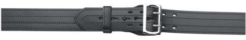Gould & Goodrich B49-32Fl4R E-Z Slide Duty Belt, 4 Row Stitched fits 32-Inch Waist (81 cm, Black)