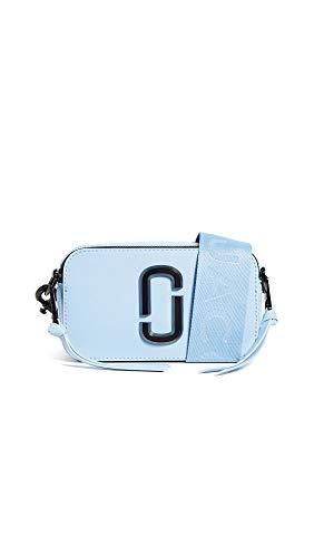 Marc Jacobs Women's Snapshot DTM Camera Bag, Dreamy Blue, One Size