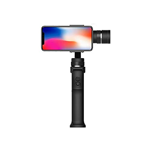 WGLL Selfie Stick, Selfie Stick eléctrico, controlado por aplicación móvil, portátil, Ligero, para Selfies de teléfono, grabación de Video, vlogging, transmisión en Vivo