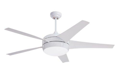 Emerson CF955LWW Midway Eco 54-inch Modern Ceiling Fan, 5-Blade...