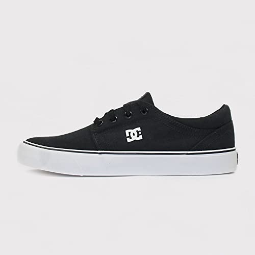 Tênis Dc Shoes Trase Tx Preto/branco