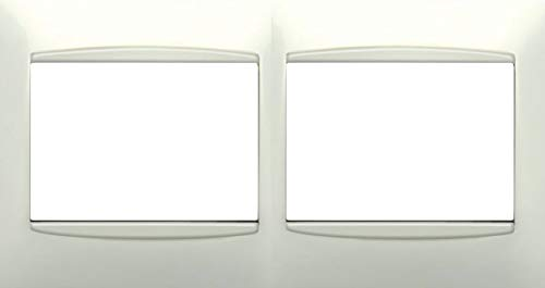 Bjc - 21212 marco 2 elementos horizontal coral blanco Ref. 6530510182