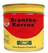 """Brantho Korrux \""""3 in 1\"""" 0,75 l 105 Chassis-IC (24,67 EUR/l)"""