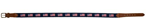 Simply Southern Belt for Men-Flag USA-34