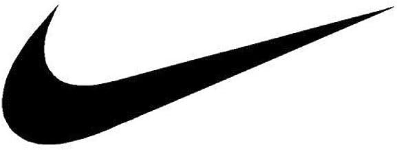 paso perder ángulo  Amazon.com: Nike Swoosh Logo Decal Sticker6
