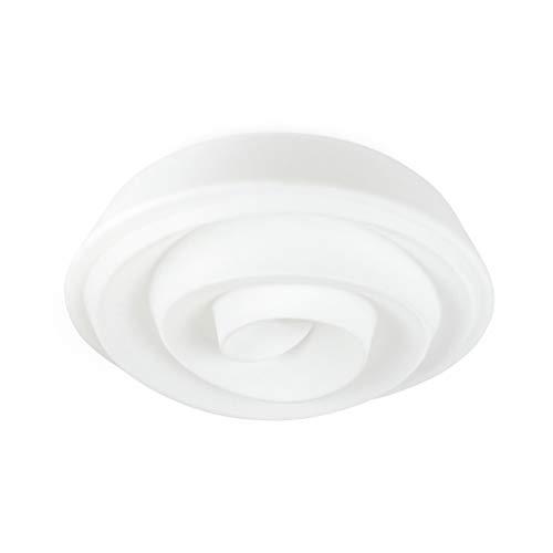 LINEA LIGHT - Lampada da soffitto Linea Light Rose grande