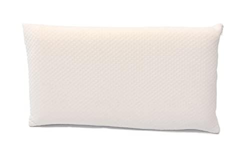 OkColchones - Almohada de Cuna para Bebé - Algodón Orgánico Suave – Almohada de Niños, Bebés para Dormir