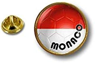 Spilla Pin pin's Spille spilletta Giacca Bandiera Badge Pallone Calcio Monaco
