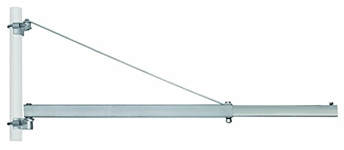 Einhell 2255398 GT-SA 1100 Brazo para Polipasto con Carga, Gris