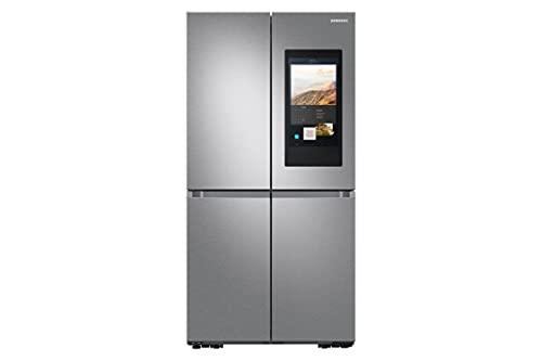 Samsung RF65A977FSR/EF / 4 puertas/Family Hub/No Frost+ / Dispensador de hielo y agua