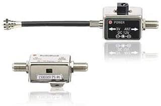 In Line TV Antenna Signal Amplifier 15-369