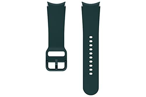 Samsung Correa de reloj Sport Band (FKM) - Correa de reloj oficial Samsung - 20mm - S/M - Verde