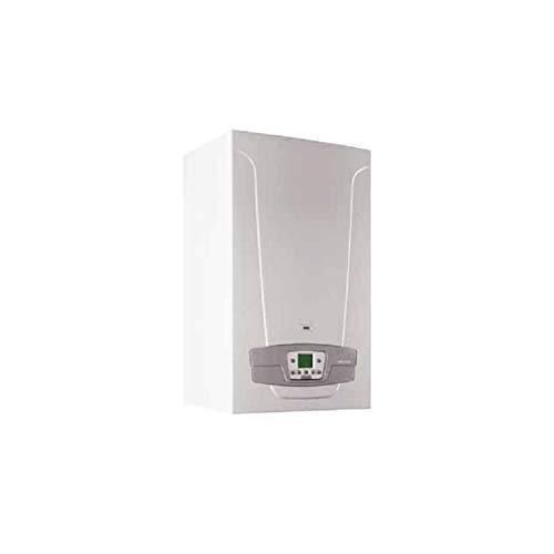 Caldera mural a gas de condensación, modelo Baxi Bios Plus 70 F, potencia 65.0 kW, quemador premezcla y encendido electrónico, acero inoxidable, 45 x 50 x 76 centímetros (Referencia: 14H268102)
