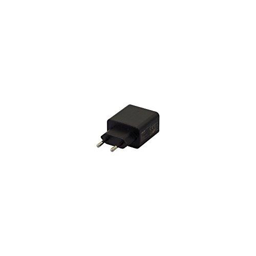 ASUS 0A001-00352100 Indoor 10W Black power adapter/inverter - Power Adapters & Inverters (10 W, 2 A, Indoor, Universal, 2-pin EU, Asus M80TA, T100TA, VivoTab 8, PadFone Infinity A86, PadFone S PF500KL, Transformer Book T100TA...)