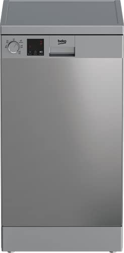 Lavavajillas Beko DVS05024X 10 Servicios Inox 45 cm