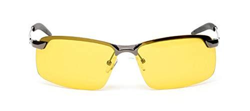 Secuos Moda Diseño De Marca Gafas De Sol Polarizadas Piloto Hombres Revestimiento Rectangular Conducción Gafas De Primavera Espejo Deporte Gafas De Sol Uv400 Blanco
