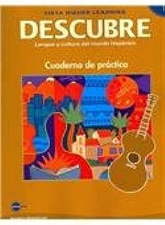 Descubre: Lengua y cultura del mundo hispánico, Level 1, Media Edition